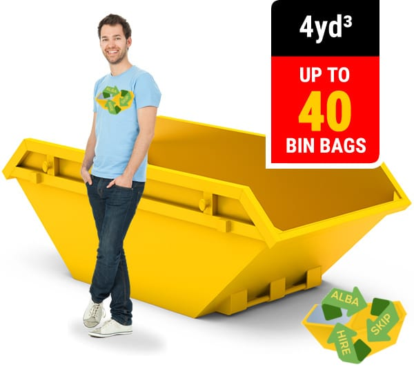 SKIP HIRE EDINBURGH